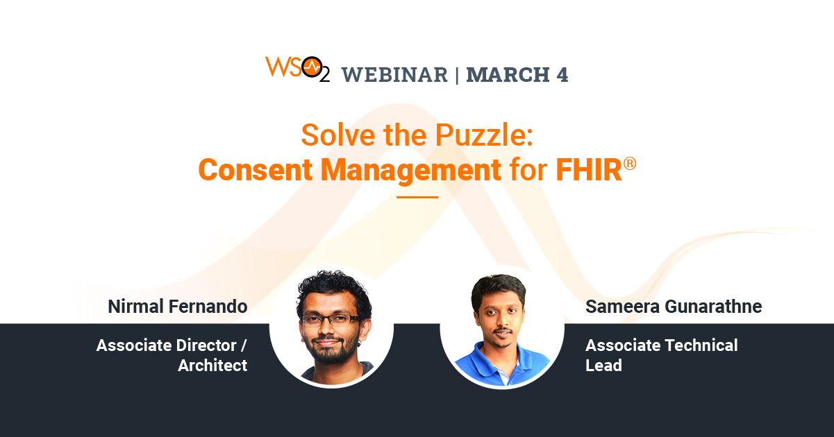 Solve the Puzzle: Consent Management for FHIR®